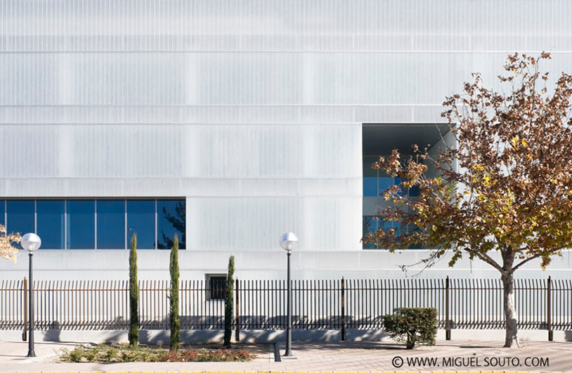 Pharmacy University. Albacete_Spain | Emilio Verastegui Rayo