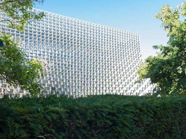 Serpentine Pavilion by Bjarke Ingels Group | London – 2016