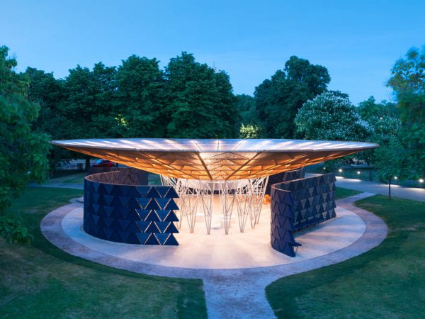 Serpentine Pavilion by Francis Kerè | London – 2017